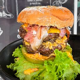 Cheese Angus Burger