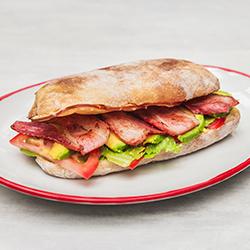 Bacon Sándwich