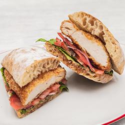 Crispy Chicken Sándwich