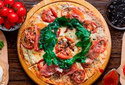 Pizza de Leo