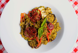 Ensalada Caliente de Quinoa