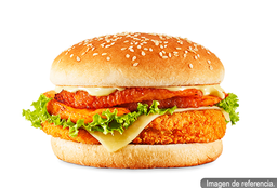 Hamburguesa Chiken