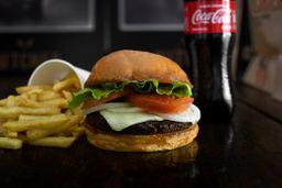 Veggie Burger en Combo