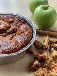 Torta Alemana de manzana