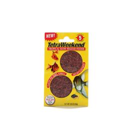 Alimento Para Pez Tetra Weekend Fin de Semana 6 Días 160 g