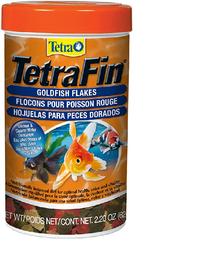 Alimento Para Pez Tetrafin Goldfish Flakes 20 g