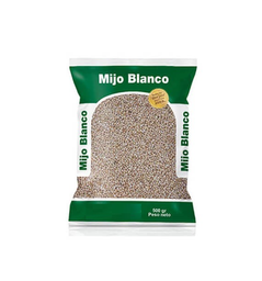 Mijo Q-Ida Supleaves Blanco 50 Kg