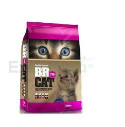 Alimento Para Gato Br For Cat Gatitos 3 Kg