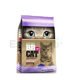 Alimento Para Gato Br For Cat Castrados 3 Kg