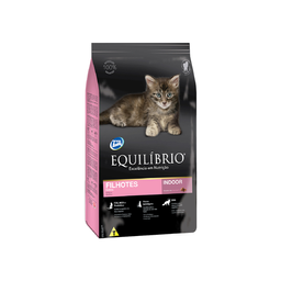 Equilibrio Gato Filhote x 1,5 Kg