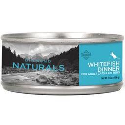 Alimento Húmedo Gato Diamond Lata White fish  5.5oz