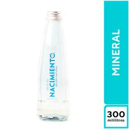 Agua Nacimiento Sin Gas 300 ml