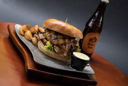 Hamburguesa Tropical Burger