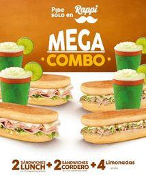 Mega Combo Rappi