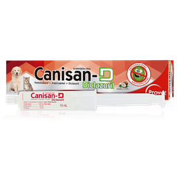 Canisan D Suspension Oral 10 Ml