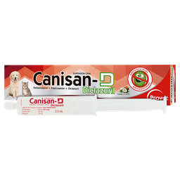 Canisan D Suspension Oral 2.5 Ml