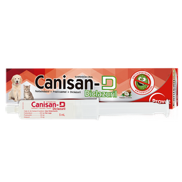 Canisan D Suspension Oral 5 Ml