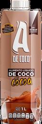 Bebida De Coco Con Cocoa 1 Lt