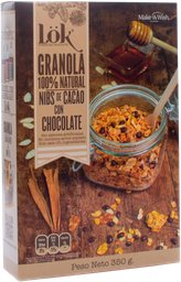 ganola Lök Nibs De Cacao 350 g