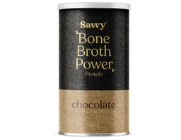 Savvy Bone Broth Power