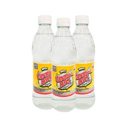 3 Un Agua Tónica  Canada Dry  Botella 300 Ml
