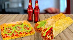 Combo Burritos x2