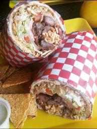 ¡PROMO! 2 Burritos Pepitos 20cm
