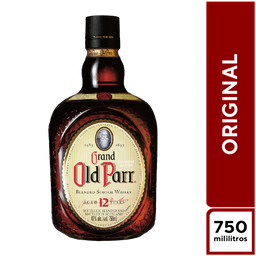 Old Parr Original 750 ml