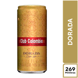 Club Colombia Dorada 269 ml