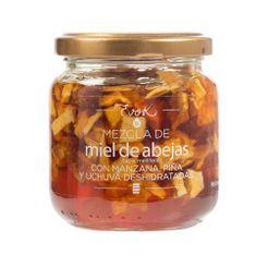 Miel de Abejas con Piña, Manzana y Uchuvas