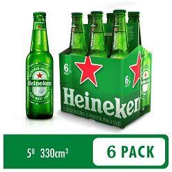 Heineken 6-Pack 330 ml