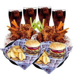 Maxi Combo Burger