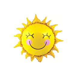 Globo  metalizado Sol