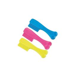 Juguete resistente  cepillo de dientes en goma