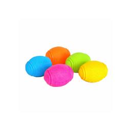 Juguete resistente mascota balón fútbol americano