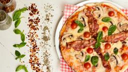 Arma tu Pizza a tu Gusto!