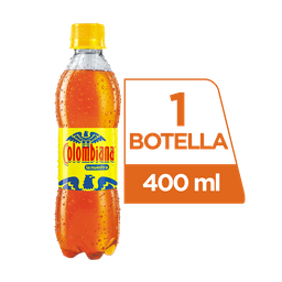 Gaseosa PET 400ml Colombiana