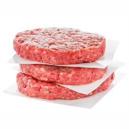 Hamburger con tocineta 2 und de 150g cad
