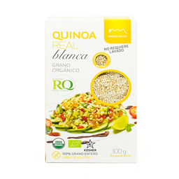 Grano Quinoa Real Blanca Andean 300G