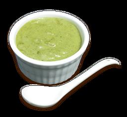 Salsas Verde Picante Suave 4oz