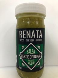 Salsa Verde Picante