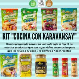 Kit Cocina Con Karavansay