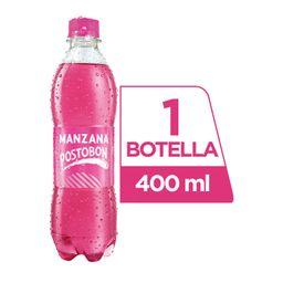 Gaseosa PET 400ml Manzana