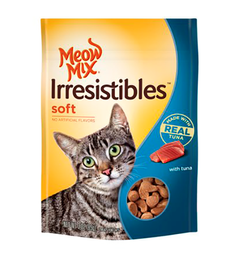 Snack Gato Meow Mix Atun 85 Gr