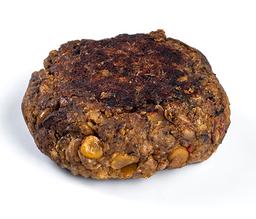 Carne de Hamburguesa Vegana de Germinados y Remolacha