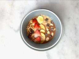 Smoothie Bowl de Chocolate