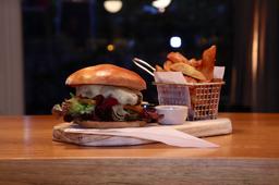 hamburguesa  vitto