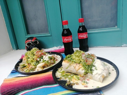Combo Para 2: Burrito Suizo