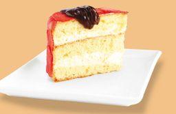 Porción Torta de Fresa
