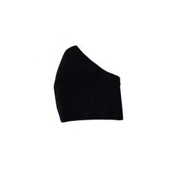 1 tapabocas lavables antifluidos en color negro